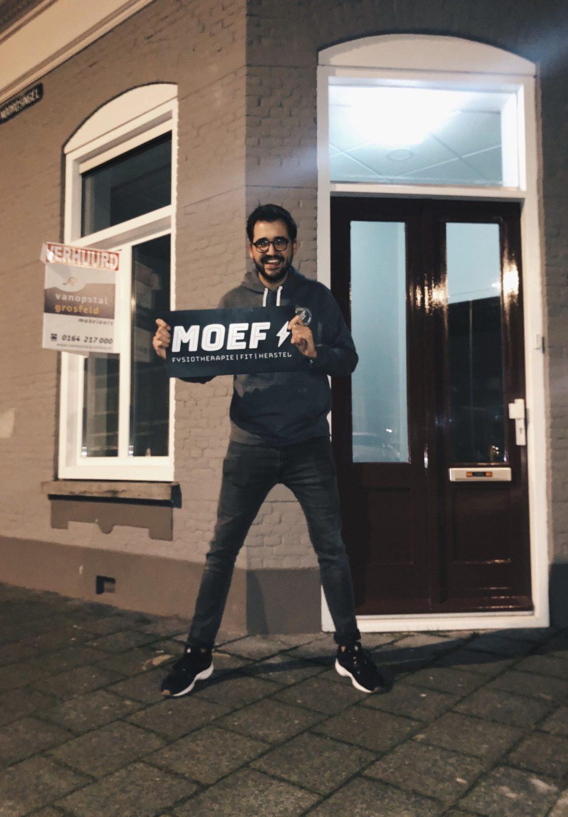 Nieuwe locatie MOEF