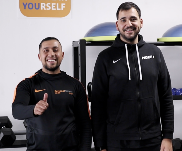 MOEF en Personal Fitness Bergen op Zoom